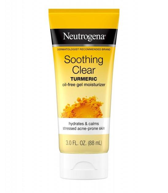 آبرسان زردچوبه ای نوتروژینا Neutrogena Soothing Clear Turmeric Gel Moisturizer