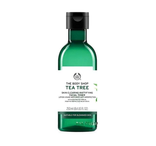 تونر چای سبز بادی شاپ The Body Shop Tea Tree Tonic