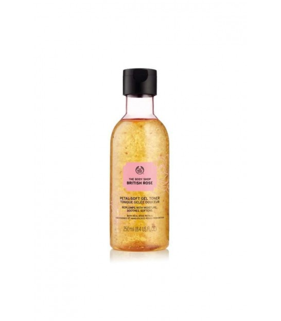 تونر گل رز بریتانیایی بادی شاپ The Body Shop British Rose Toner
