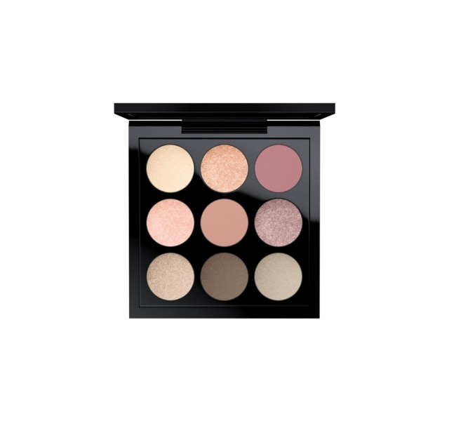 پالت سایه 9 رنگ مک - Eyeshadow Palette - Eye Shadow x 9