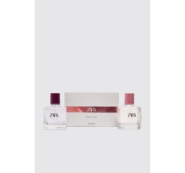 ست دو عددی عطر زنانه زارا - GARDENIA + ORCHID 100ML
