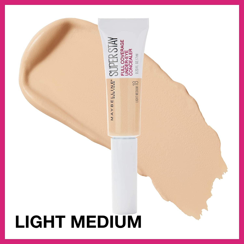 18 Light Medium