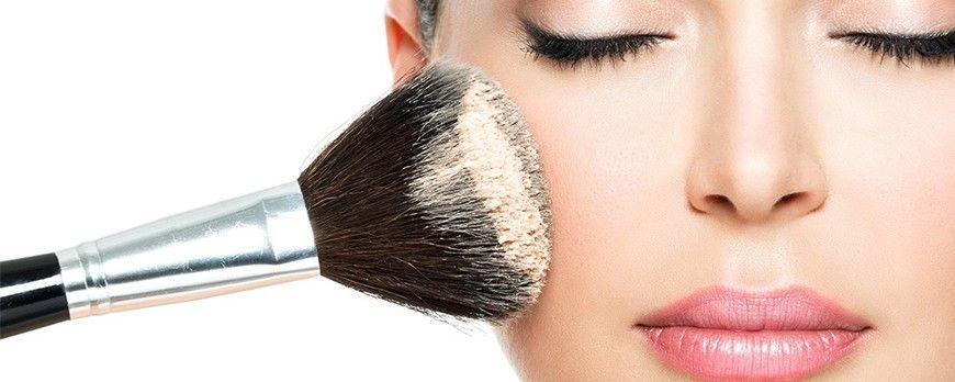آموزش آرایش صحیح صورت