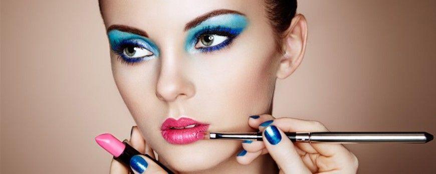 آموزش آرایش صحیح چشم ها و لب